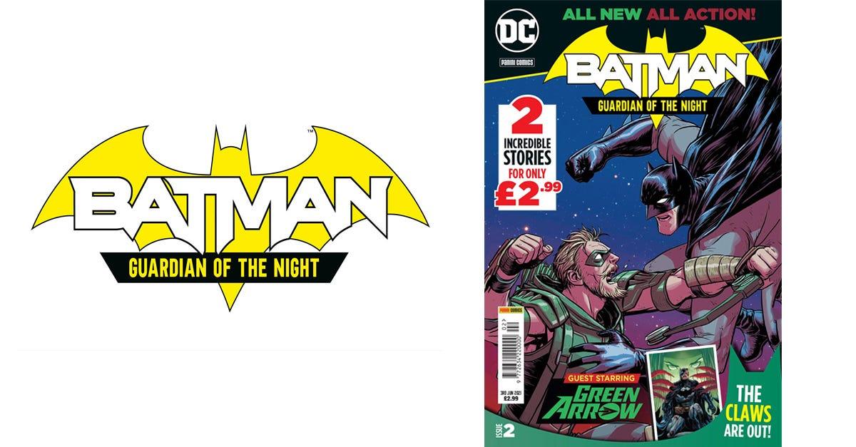 Batman: Guardian of the Night Vol. 1 #2