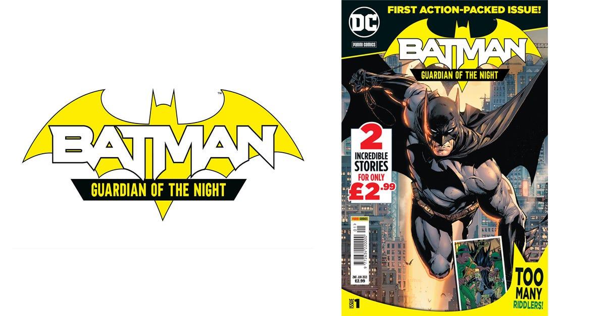 Batman: Guardian of the Night Vol. 1 #1