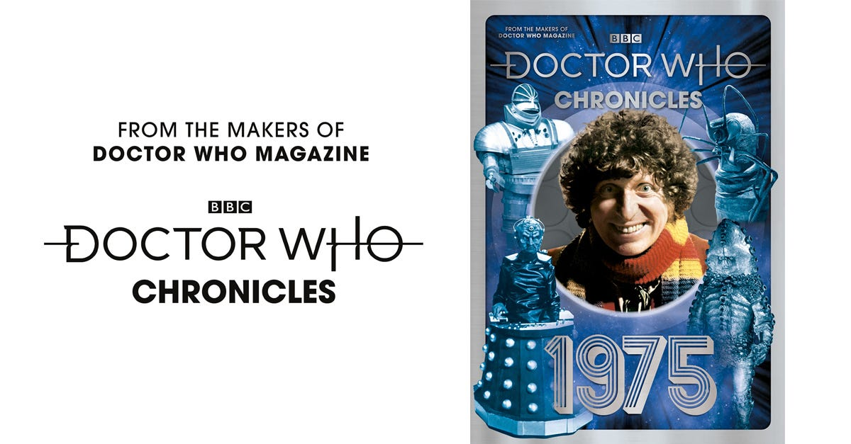 Doctor Who: Chronicles Issue 2: 1975