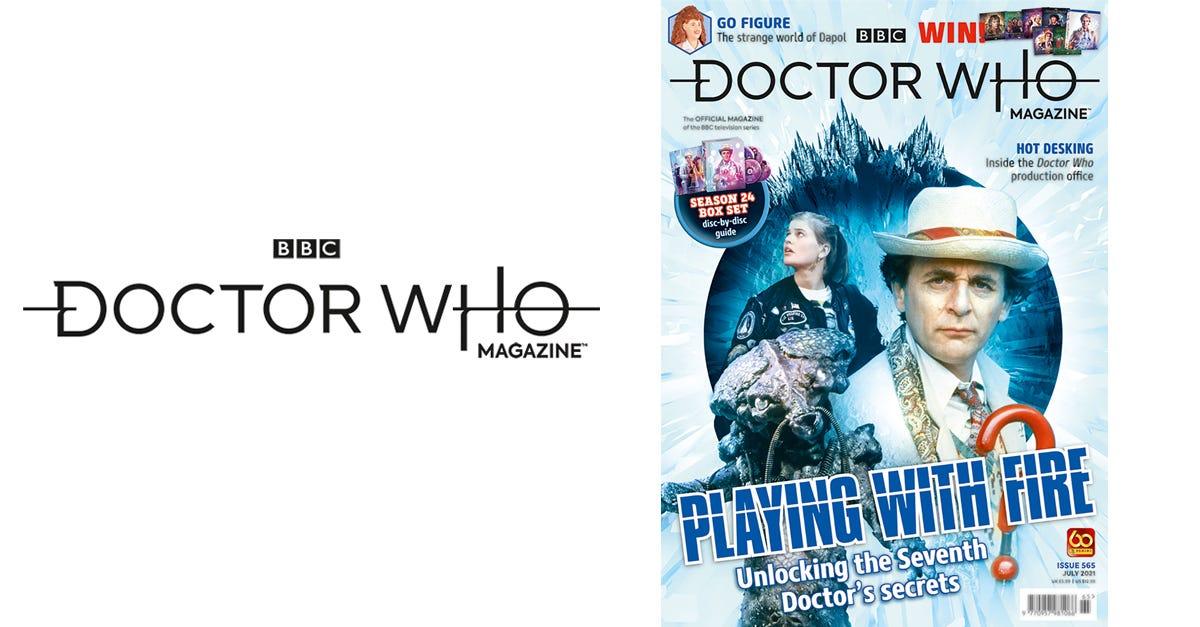 Doctor Who Magazine #565