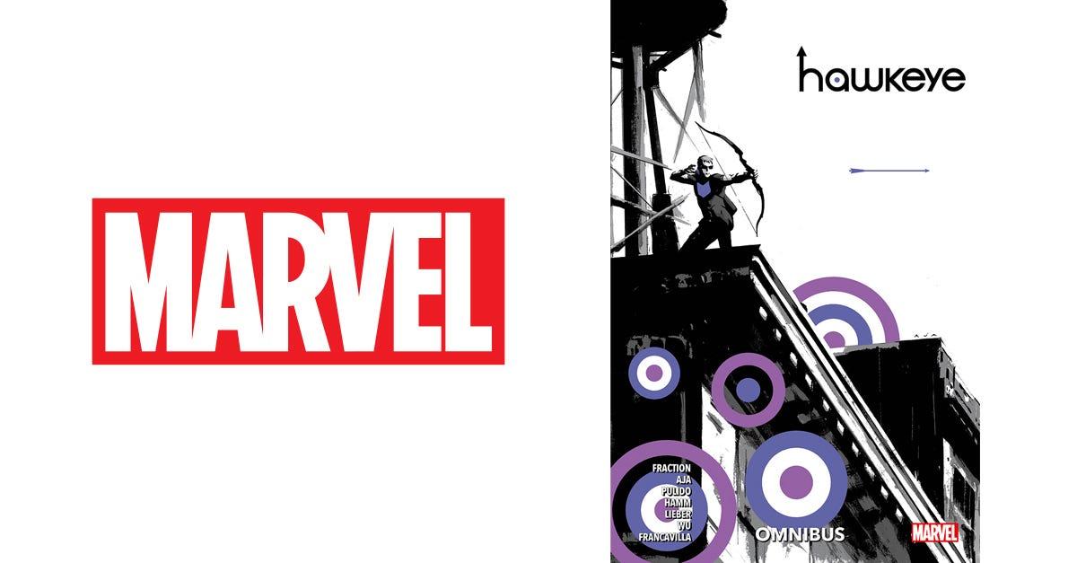 Hawkeye Omnibus