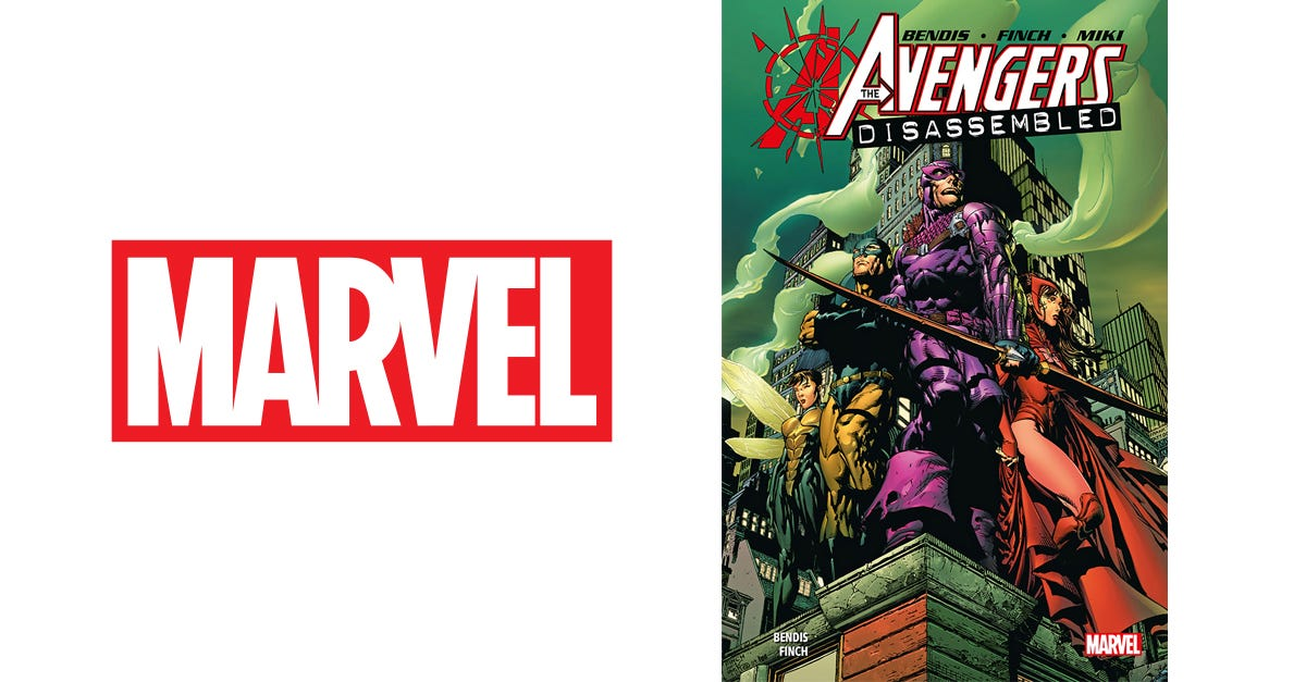 Avengers Disassembled | Panini