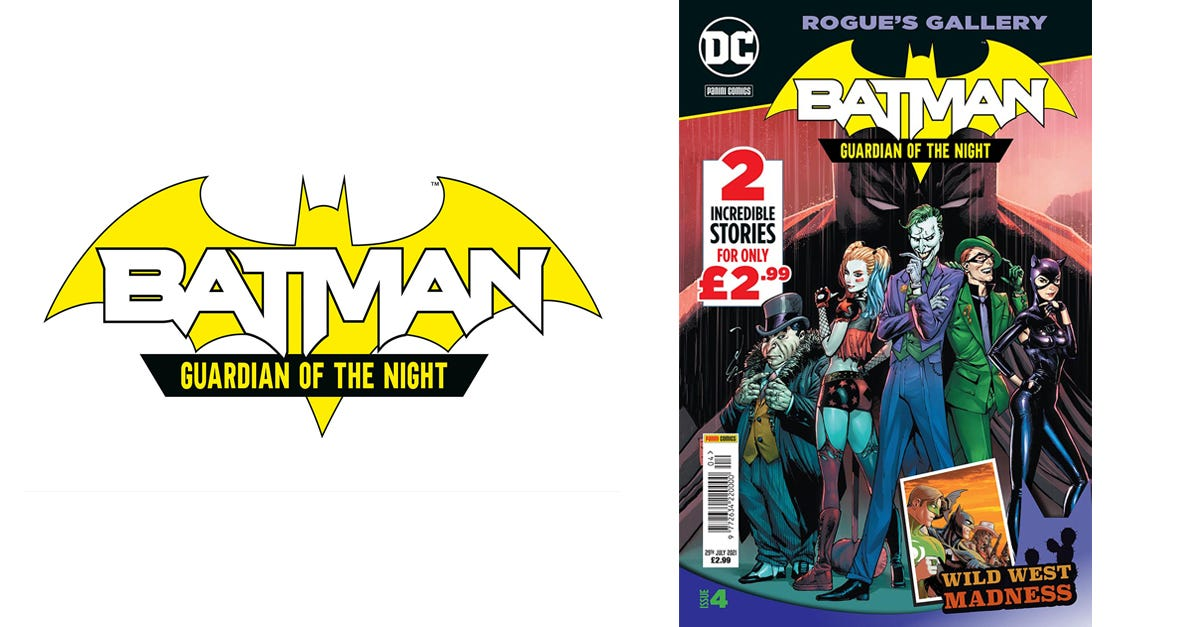 Batman: Guardian of the Night Vol. 1 #4