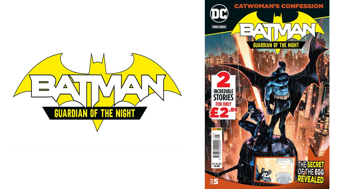 Batman: Guardian of the Night Vol. 1 #5
