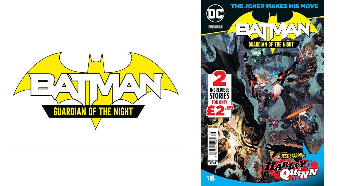 Batman: Guardian of the Night Vol. 1 #6
