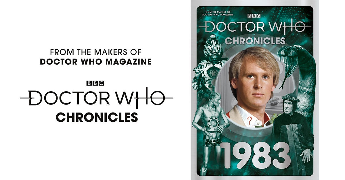 Doctor Who: Chronicles Issue 3: 1983