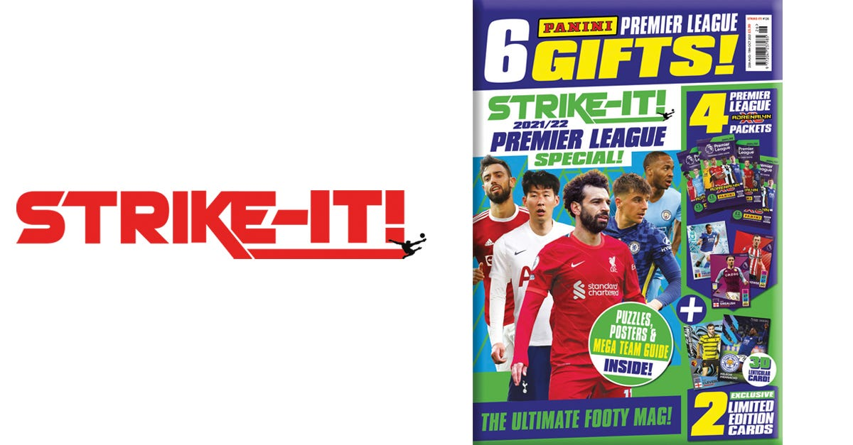 Strike It! Magazine #126 2021/22 Premier League Special
