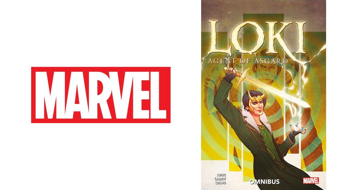 Loki Agent of Asgard Omnibus