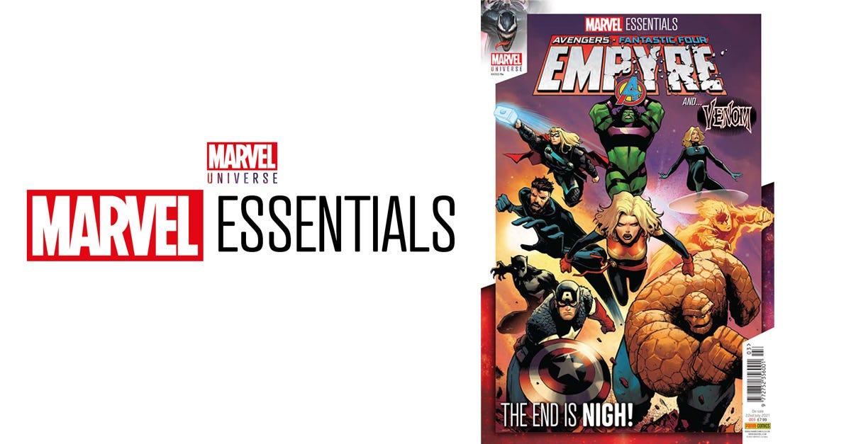 Marvel Essentials Vol. 1 #3