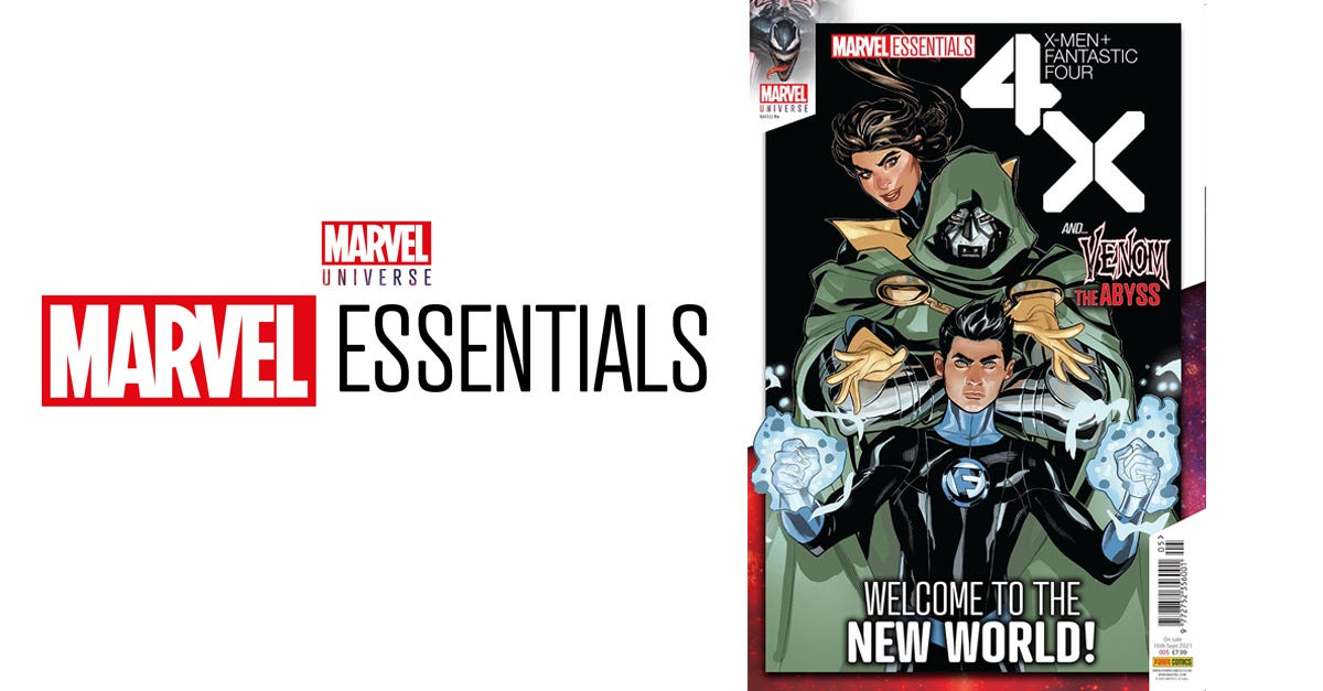 Marvel Essentials Vol. 1 #5