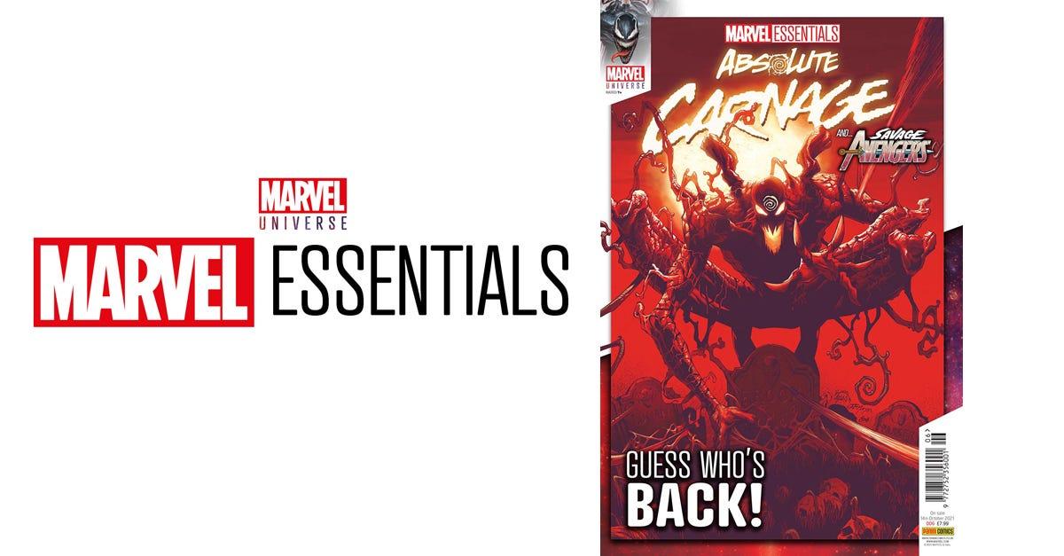 Marvel Essentials Vol. 1 #6