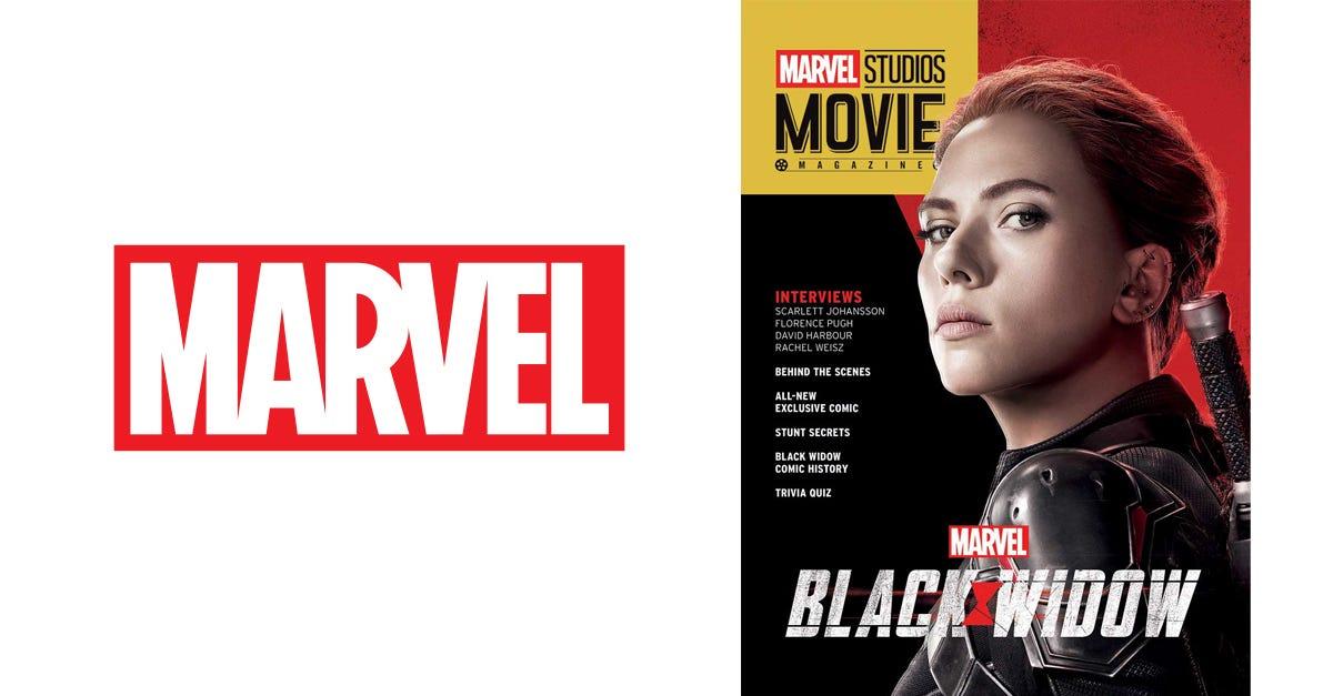 Black Widow Movie Special 2021