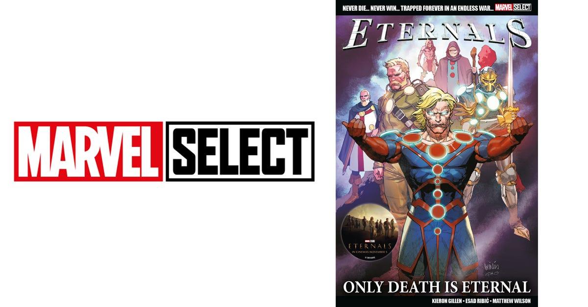 Marvel Select – Eternals