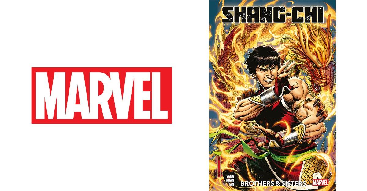 Shang-Chi Vol.1 Brothers and Sisters