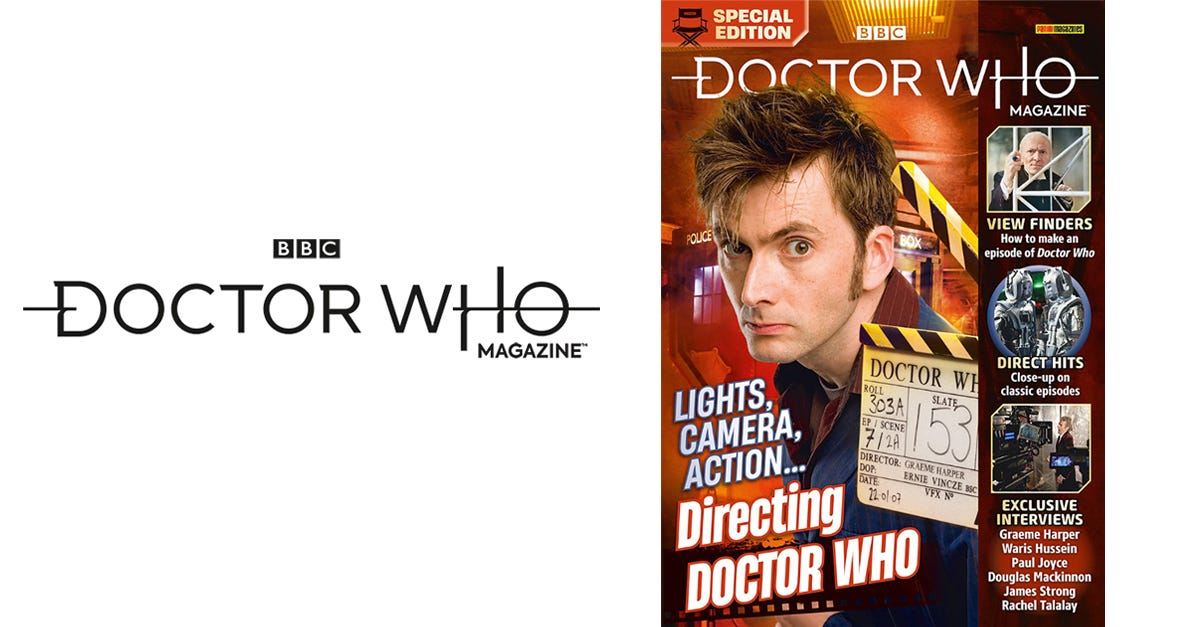 Doctor Who Magazine Special #58: The Directors