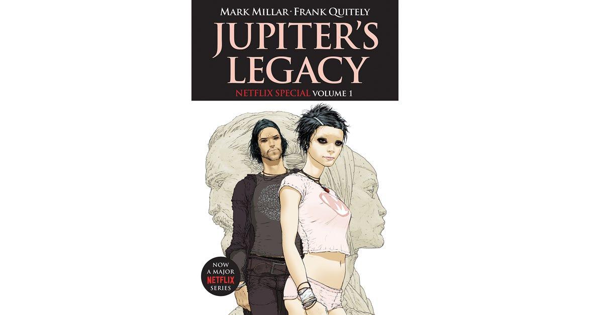 Jupiter's Legacy Netflix Special Volume 1 | Panini
