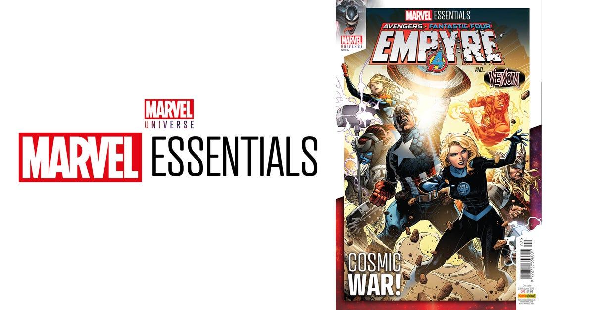 Marvel Essentials Vol. 1 #2