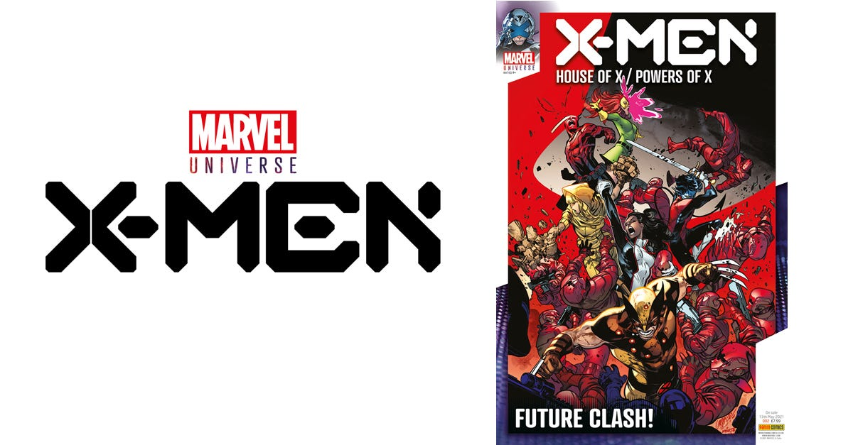 X-Men Vol. 1 #2 | Panini
