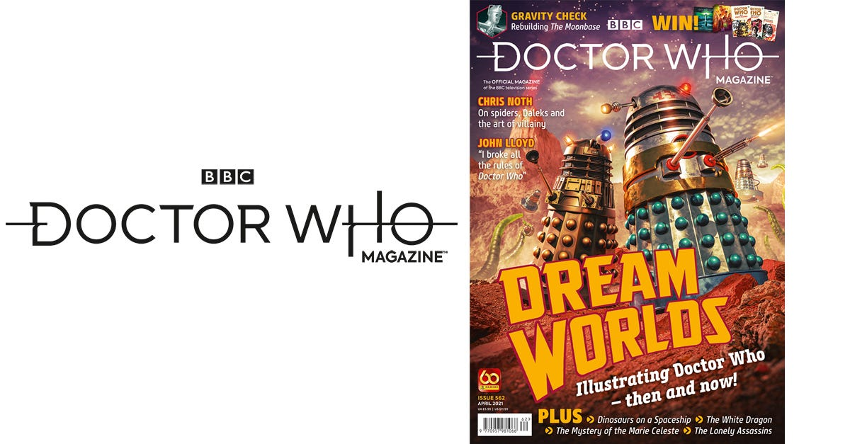 Doctor Who Magazine #562
