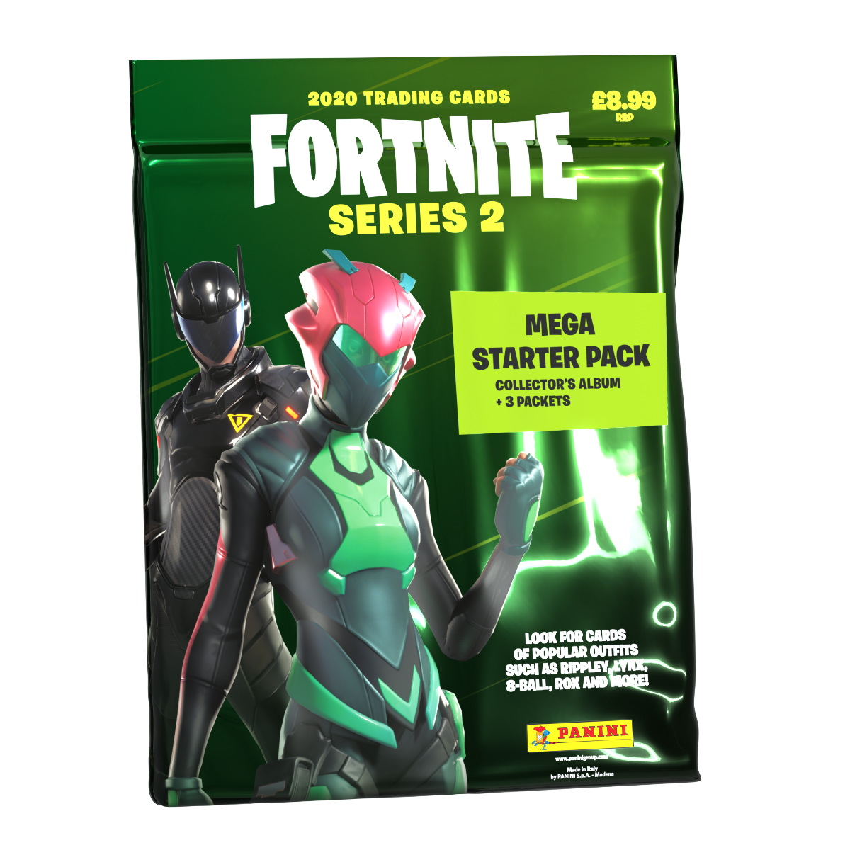 Fortnite Series 2 Trading Cards|Panini