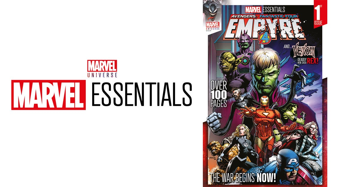 Marvel Essentials Vol. 1 #1