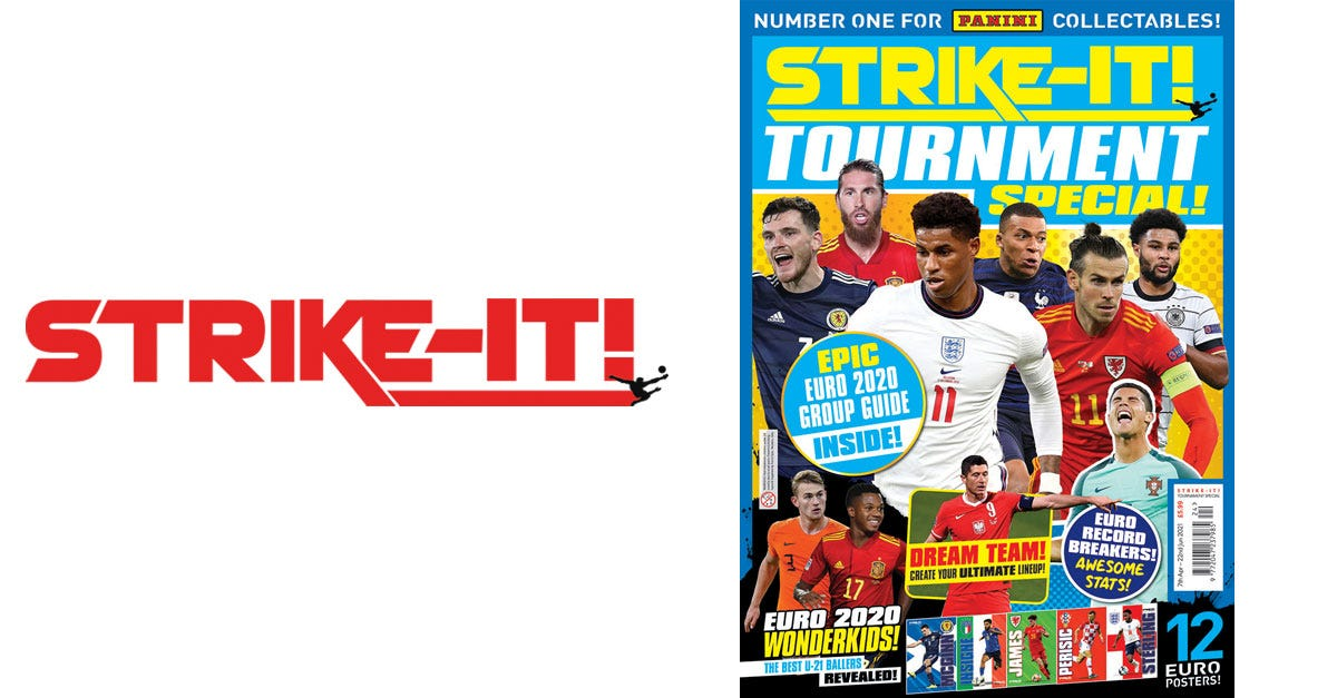 Strike It! Magazine 124 Tournament Special