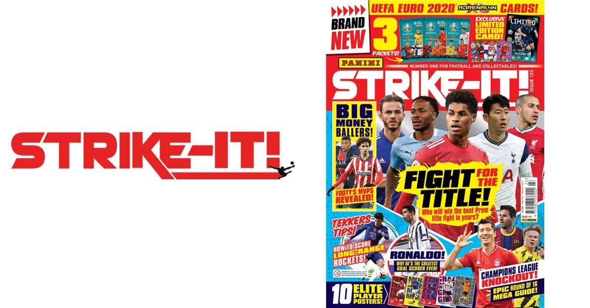 Strike It! Magazine #123