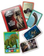 JURASSIC WORLD – The Ultimate Sticker Collection - Missing stickers