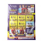 Premier League Adrenalyn 2020/21 Trading Card Collection - multi pack