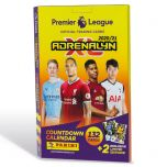 Premier League Adrenalyn 2020/21 Trading Card Collection - Countdown Calendar