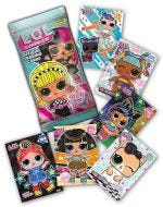 L.O.L SURPRISE! GLITTER 'N' GLOW TRADING CARD COLLECTION - Missing cards