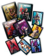FORTNITE 2 - Black Frame Series - missing stickers