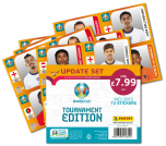 UEFA EURO 2020™ Tournament Edition Official Sticker Collection - Update Set