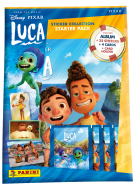Disney Luca Movie Sticker Collection - Starter Pack