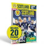 Scotland Official Campaign Sticker Collection 2021 - Starter Pack