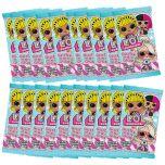 L.O.L. Surprise! 3 Trading Cards - Bundle 20 bustine_UK