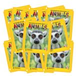 Animals 2020 Sticker Coll - Bundle 15 bustine_UK