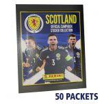 Scotland Official Campaign Stk Col 2021 - Bundle box 50_Uk