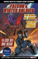 MARVEL BOOKAZINE FALCON & WINTER SOLDIER:CUT OFF ONE HEAD