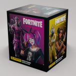 Fortnite Black Frame Sticker Collection - Bundle of 50 packets