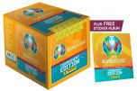 UEFA EURO 2020™ Tournament Edition Official Sticker Collection - Box of 50 Packets + FREE sticker album