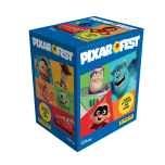 Pixar Fest Sticker Collection - Box of 50 packets