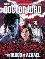 DR WHO GN THE BLOOD OF AZRAEL