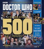 DOCTOR WHO MAGAZINE N.500