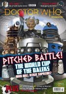 DOCTOR WHO MAGAZ N.545