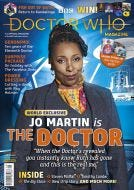 DOCTOR WHO MAGAZ N.549