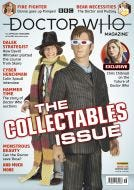DOCTOR WHO MAGAZ N.558