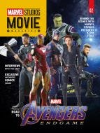 MARVEL PRESENTS AVENGERS ROAD TO END GAME MOVIE SPECIAL