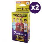 Premier League Adrenalyn 2020/21 Trading Card Collection - Bundle of 2 Multi-sets