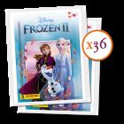 Disney Frozen II Sticker Album Story Collection - Bundle of 36 packets